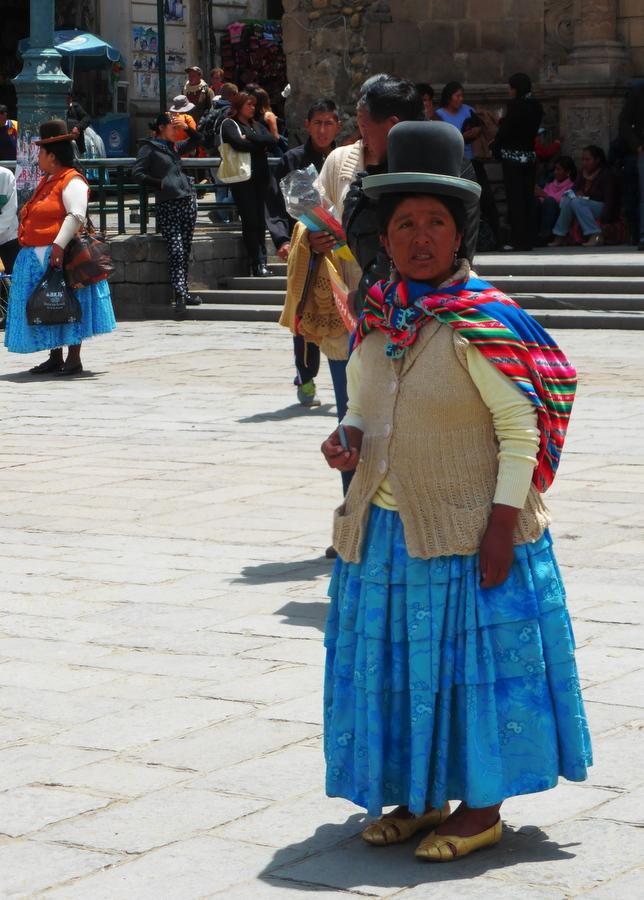 Donna Aymara - Bolivia