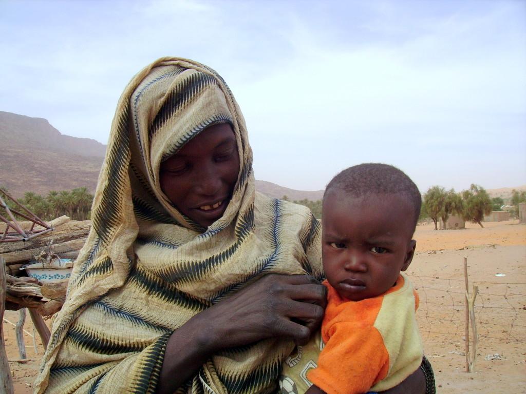 Donna mora - Mauritania