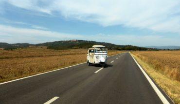 """alt=""""On the road con l'ape calessino"""""""