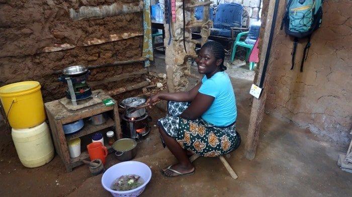 """alt=""""Frammenti di vita quotidiana in Kenya"""""""