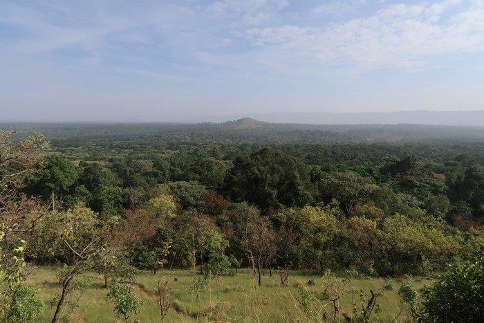 """alt=""""Vista panoramica di Kakamega Forest"""""""