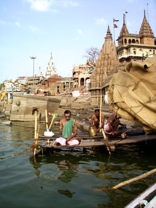 """alt=""""Varanasi, la città mistica sul fiume sacro"""""""