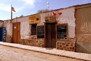 Ristorante El Huerto a San Padro de Atacama