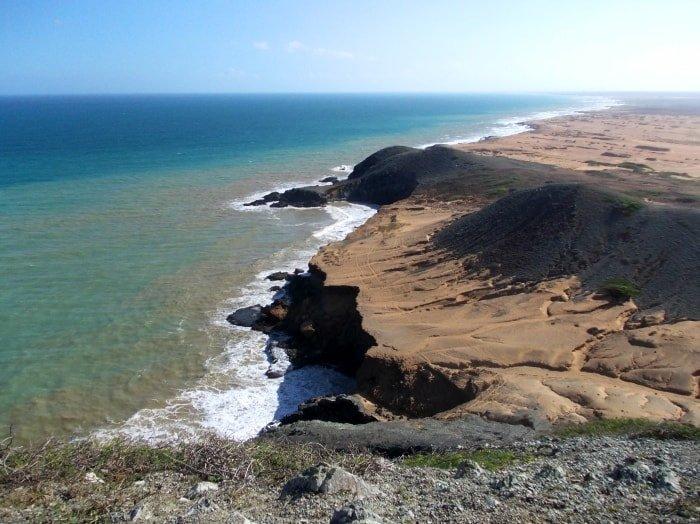 "alt=""Panoramica del Cabo de la Vela"""