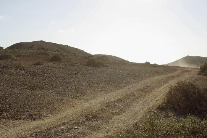 """alt=""""Sulla strada per il Cabo de la Vela"""""""