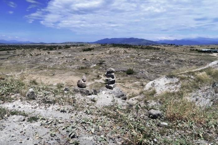 "alt=""Panoramica di Los Hoyos al deserto de la Tatacoa"""