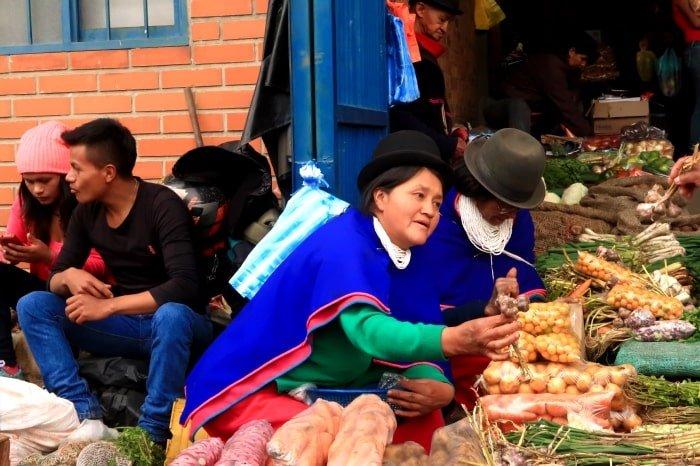"""alt=""""Colombia tutta da scoprire: visita del mercato indigena di Silvia"""""""
