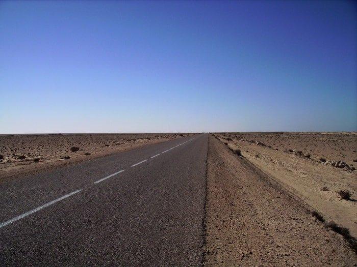 """alt=""""Sulla strada verso la Mauritania"""""""