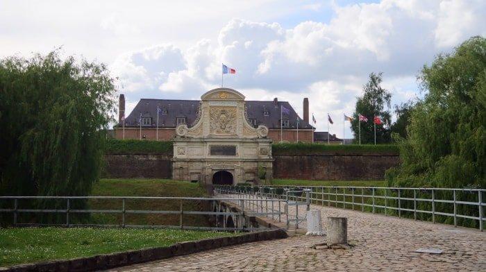 """alt=""""La Citadelle di Lille"""""""