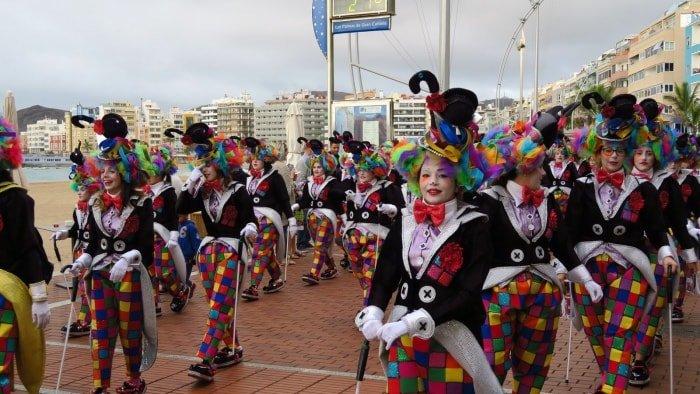 """alt=""""Carnevale a Las Palmas de Gran Canaria - foto di Lauro Amato"""""""
