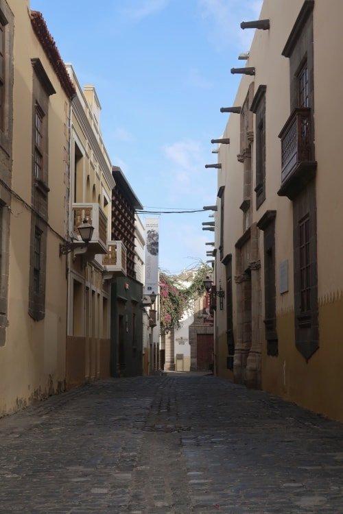 """alt=""""Passeggiando per Vegueta, il centro storico di Las Palmas de Gran Canaria"""""""