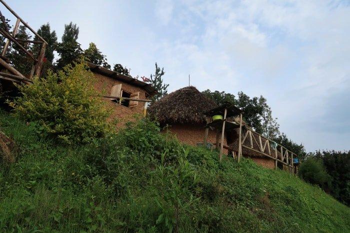 """alt=""""Casa di Joshua al Bunyonyi Lake"""""""