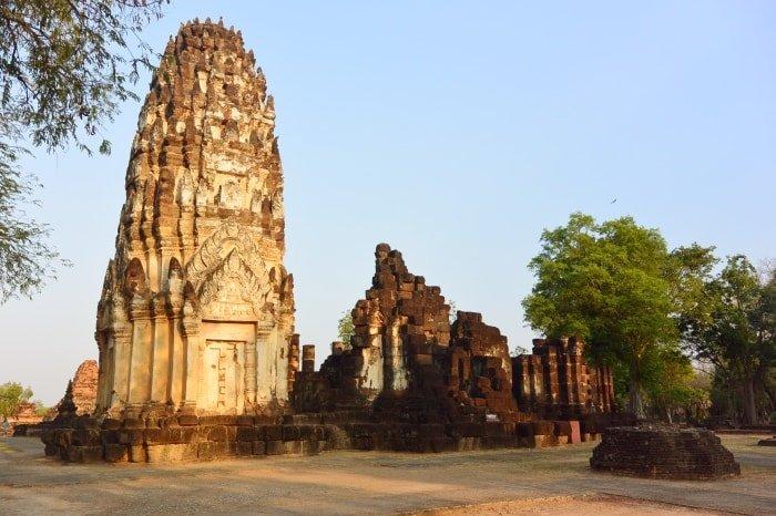 "alt=""Tra le rovine del Sukhothai Historical Park - foto di Ckory Pena Velazquez"""