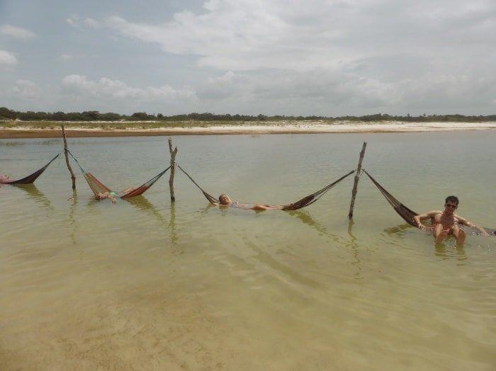 """alt=""""Lagoa Paraiso, una delle ragioni per visitare Jericoacoara"""""""