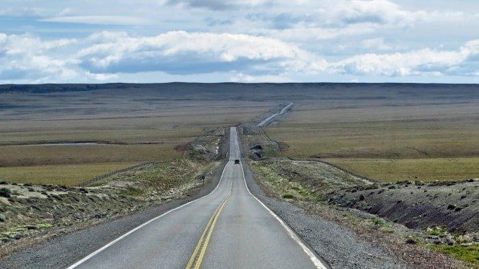 """alt=""""Viaggio di gruppo in Cile... the road!"""""""