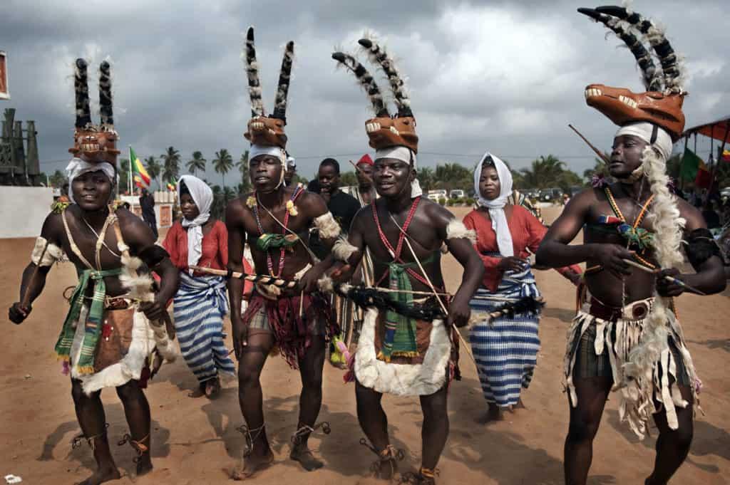 "alt=""I richiami del vodu, sulla spiaggia di Ouidah (Photocredits @Linda De Nobili)"""
