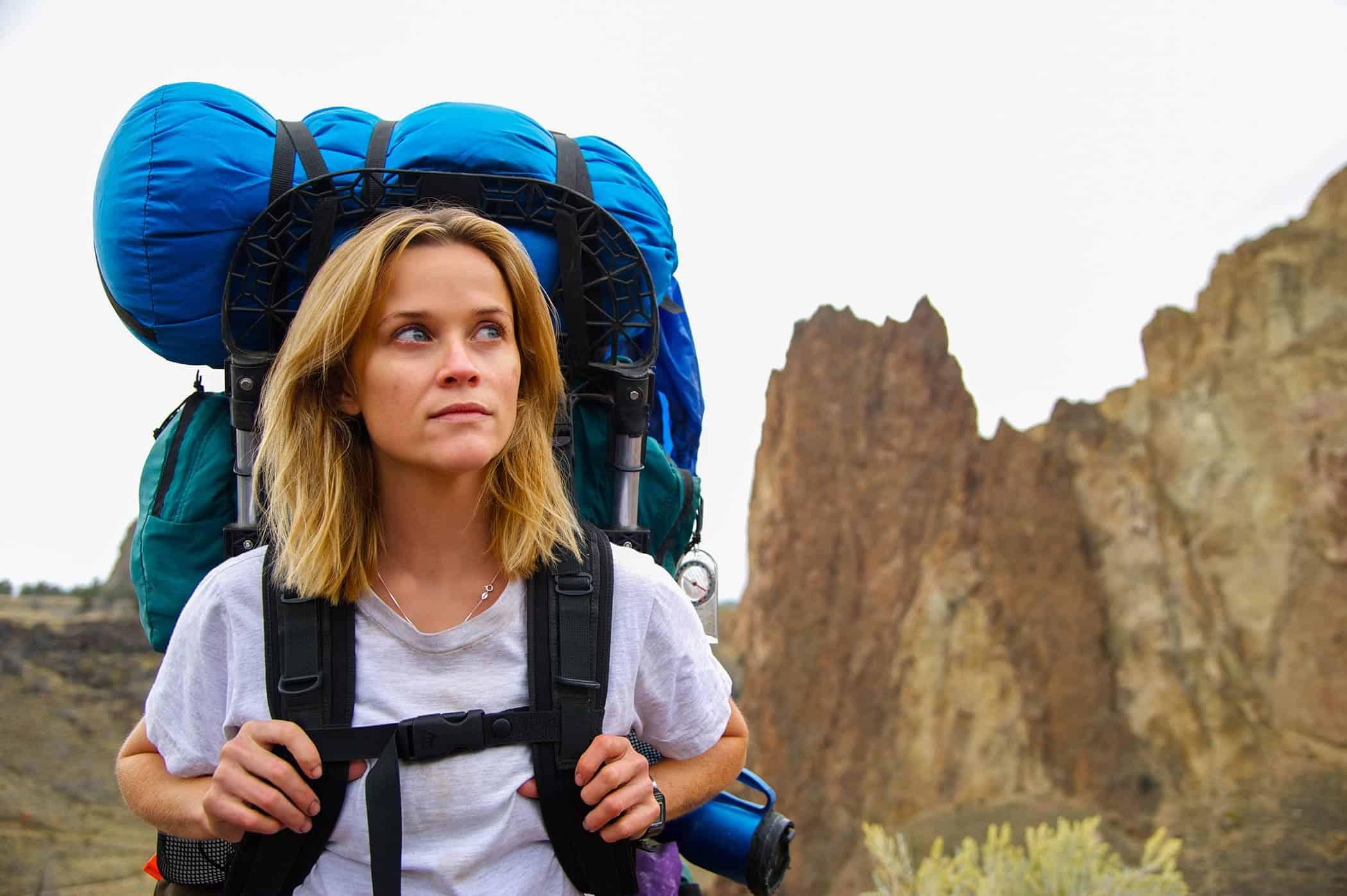 """alt=""""In viaggio con Cheryl Strayed, sull'onda di Wild"""""""