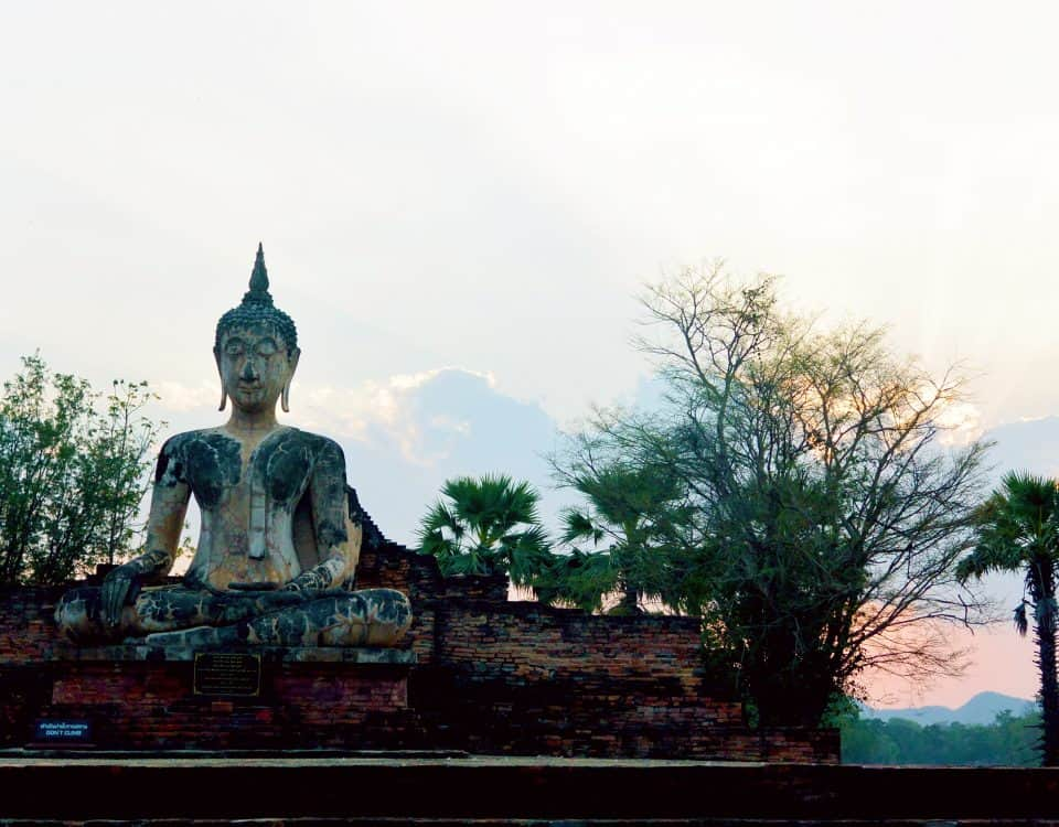 "alt=""Guida di Sukhothai Historical Park"""