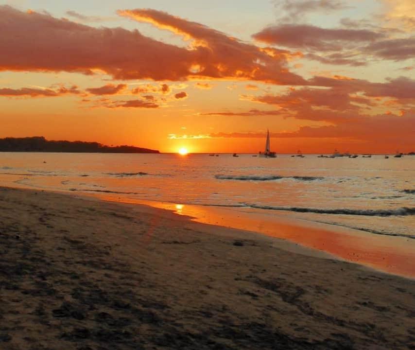 "alt=""Il dolce retrogusto di Playa Tamarindo"""