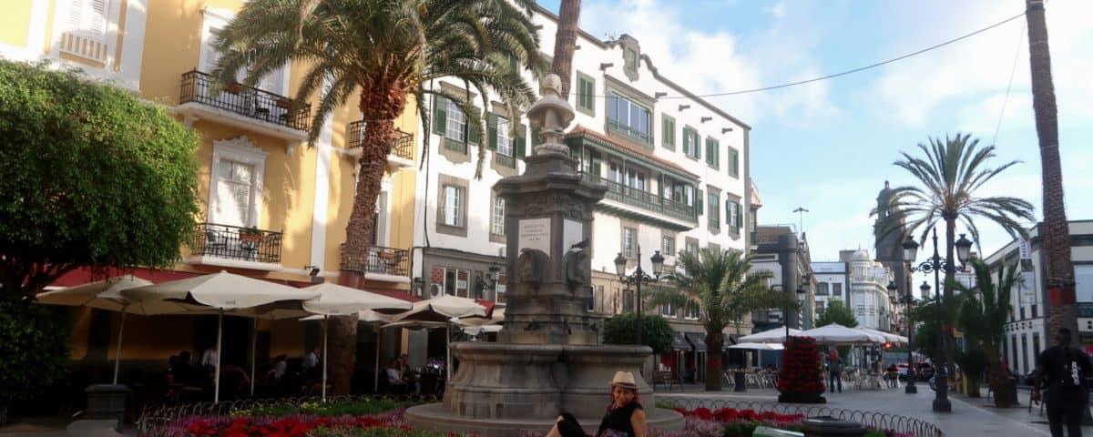 "alt=""Ritratto di una città. Las Palmas de Gran Canaria"""