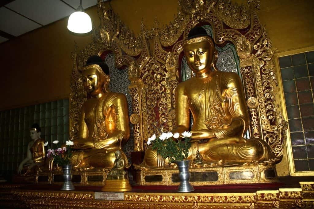 """alt=""""La Shwedagon Pagoda, il gioiello buddhista di Yangon"""