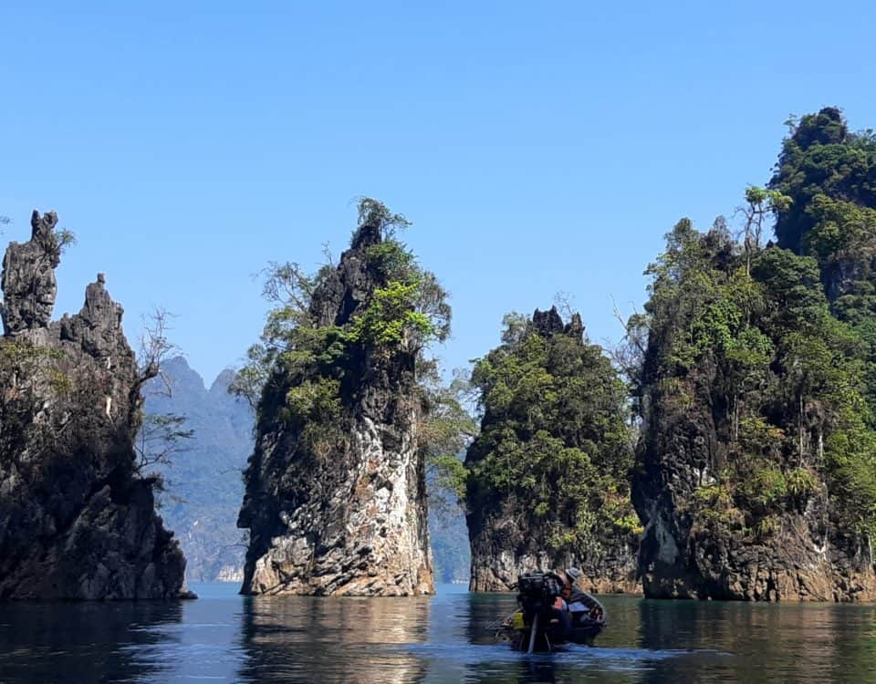 "alt=""Il Khao Sok National Park, laddove la natura incontra l'avventura"""
