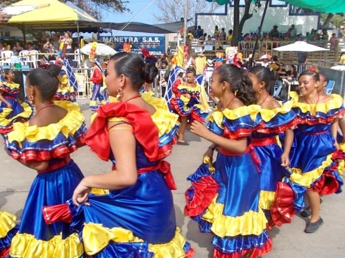 """alt=""""Viaggio di gruppo in Colombia per in Carneval de Barranquilla"""""""