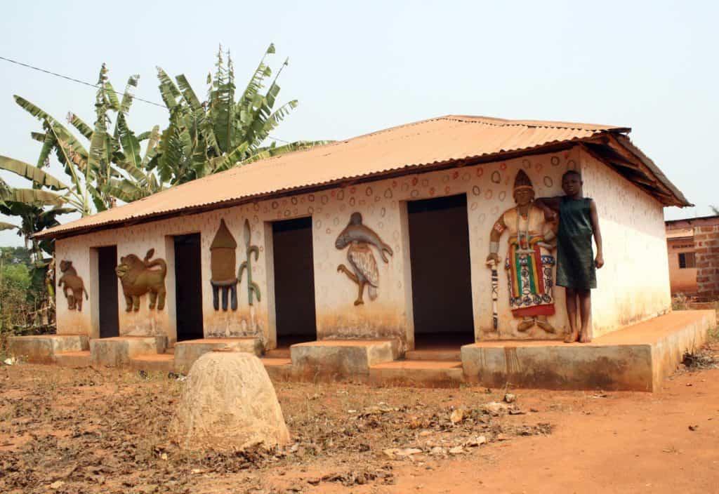 """alt=""""Alla scoperta di Abomey, capitale imperiale dell'antico Regno di Dahomey"""""""